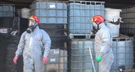 Osiem osób oskarżonych ws. odpadów w Borkowicach