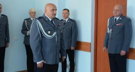 Podinsp. Robert Hodio nowym Komendantem Miejskim Policji w Radomiu