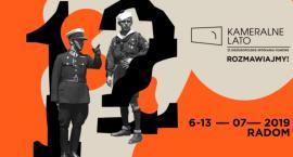 Ola Niepsuj zaprojektowała plakat 12. edycji Kameralnego Lata