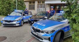 Nowe radiowozy na drogach województwa mazowieckiego, by jeszcze lepiej dbać o bezpieczeństwo na drogach