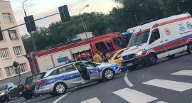 Groźny wypadek na skrzyżowaniu Struga/25 Czerwca