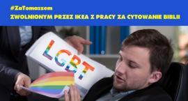Sprawa zwolnienia pana Tomasza z IKEI. Mariusz Dzierżawski - Albo obrona wiary albo  zniewolenie. Podpisz petycję