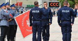 Mazowieckie obchody Święta Policji w 100. rocznicę powstania Policji Państwowej