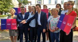 Radomska lewica o jesiennych wyborach: To jest nasza drużyna, nie pękamy iidziemy po zwycięstwo [FOTO]