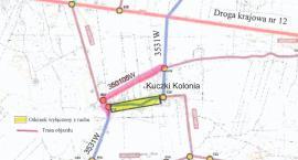 Utrudnienia w ruchu w miejscowości Kuczki - Kolonia [MAPY]