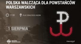 Radom: Polska Walcząca dla Powstańców Warszawskich