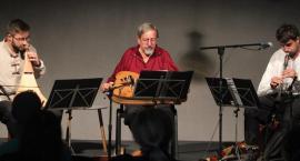 Koncert zespołu muzyki dawnej Rocal Fuza w Miejskim Ośrodku Kultury Amfiteatr [FOTO]