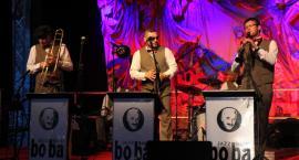 Wieczór nowoorleański z Boba Jazz Band w Miejskim Ośrodku Kultury Amfiteatr [FOTO]
