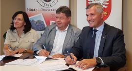 Ponad 2,1 mln zł z budżetu Mazowsza na bulwar w Skaryszewie
