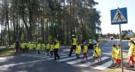 """""""Bezpieczna droga do szkoły"""" z kozienicką policją"""