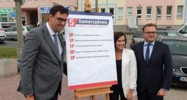 Samorządowa Piątka kandydatów Koalicji Obywatelskiej