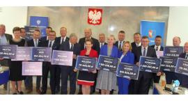 Prawie 28 mln zł na drogi dla Powiatu Radomskiego