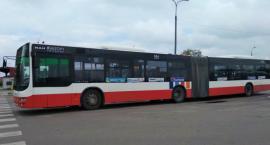 Czasowe przywrócenie stałej trasy linii 8 w Golędzinie