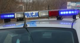 Grójeccy policjanci eskortowali rodzącą kobietę do szpitala