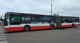 Objazd Cerekwi dla kursów wariantowych linii 8