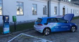 Grupa Enea na Kozienickim Pikniku Elektromobilności [FOTO]