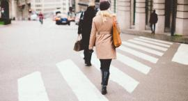 Bezpieczeństwo pieszych i rowerzystów - działania policji