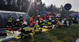 Ćwiczenia ratownicze na S7