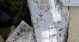 Porzucone śmieci - a w nich dane osobowe mieszkańców Radomia