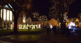 Rozbłyśnie świąteczna iluminacja Radomia