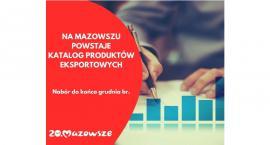 Na Mazowszu powstaje katalog produktów eksportowych