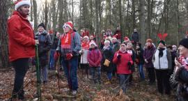 Udany Mikołajkowy Nordic Walking