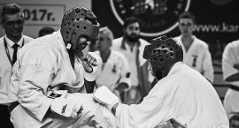 Radomski policjant w czołówce zawodów karate