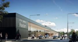 Otwarcie ofert na budowę terminalu na lotnisku w Radomiu
