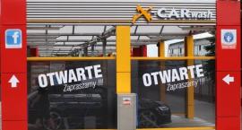 O najnowocześniejszej myjni samochodowej w Radomiu opowiada właściciel, Wojciech Wójcik