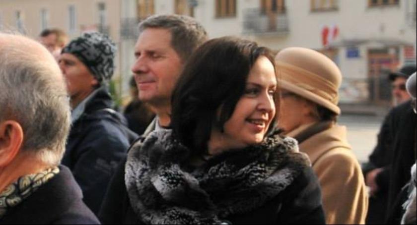 Polityka, Mieszkanka Piaseczna Barbara Rudzińska Mękal pokieruje Ośrodkiem Rozwoju Edukacji - zdjęcie, fotografia