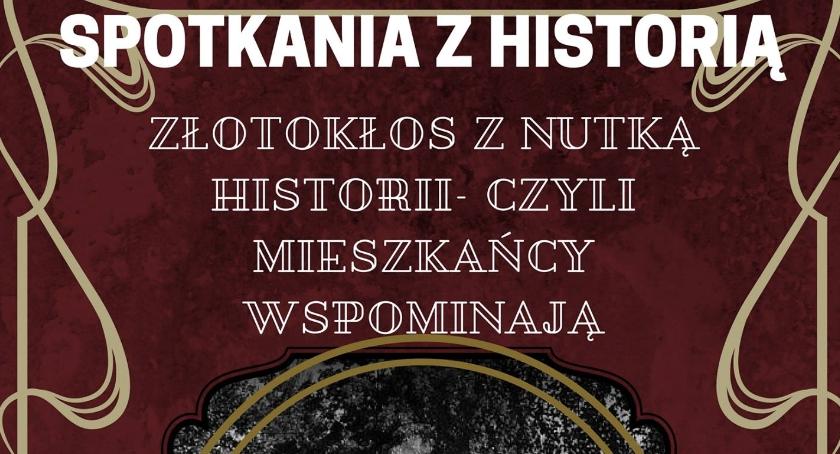 Historia, Spotkanie Historią - zdjęcie, fotografia