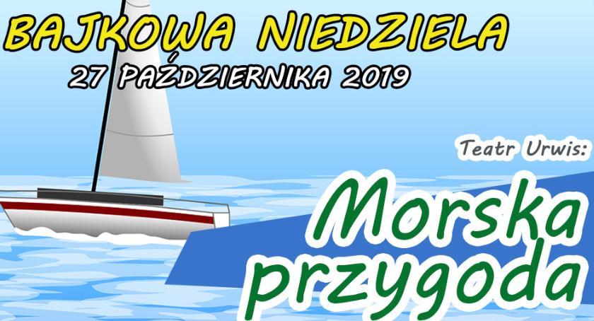 Teatr, Morska przygoda Bajkowa Niedziela Łazy 2019) - zdjęcie, fotografia