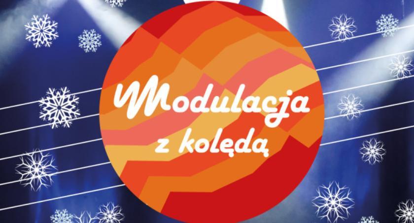 Koncerty, kolędą czyli premierowy koncert zespołu Modulacja - zdjęcie, fotografia