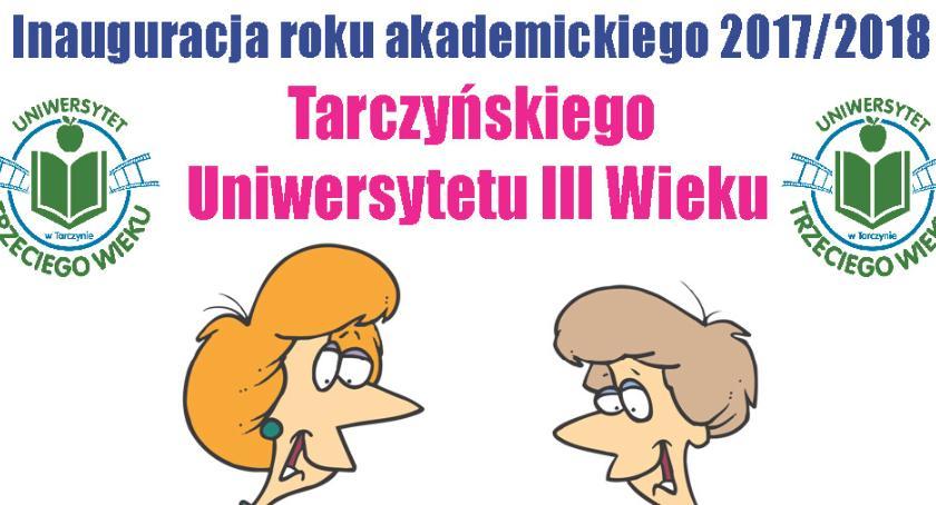 Edukacja, Tarczyński Uniwersytet Wieku - zdjęcie, fotografia
