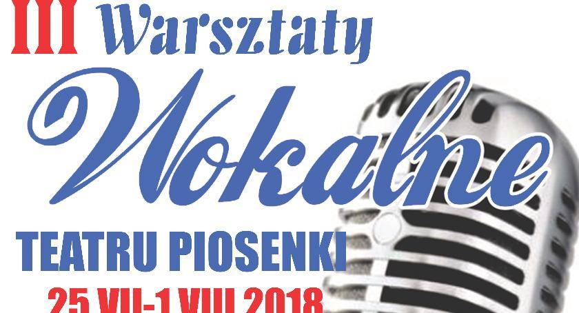 Muzyka, Warsztaty Wokalne - zdjęcie, fotografia