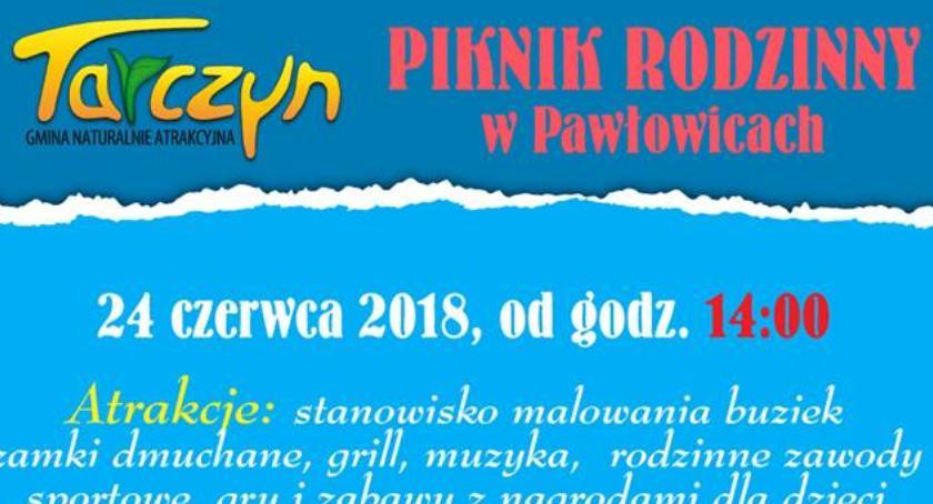 Rozrywka, Piknik Rodzinny - zdjęcie, fotografia