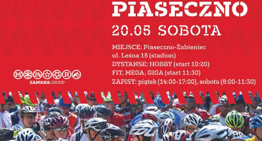 Kolarstwo, Mazovia Marathon Żabieńcu - zdjęcie, fotografia