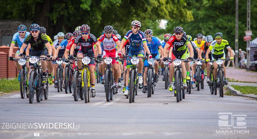 Kolarstwo, LOTTO Poland Marathon zapowiedź zawodów Górze Kalwarii - zdjęcie, fotografia
