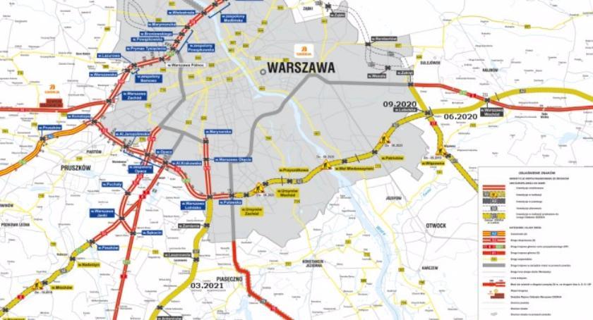 Inwestycje , Podpisane umowy budowę południowego wylotu trasy - zdjęcie, fotografia