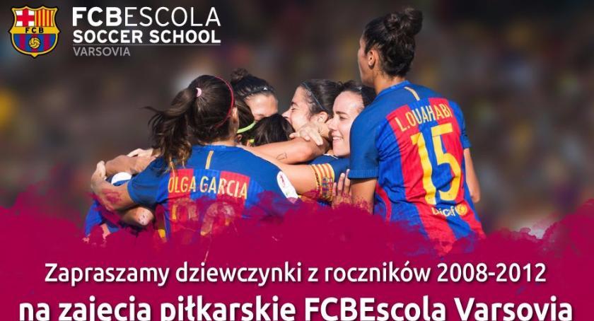Piłka nożna , Twoja córka może zagrać Barcelona - zdjęcie, fotografia