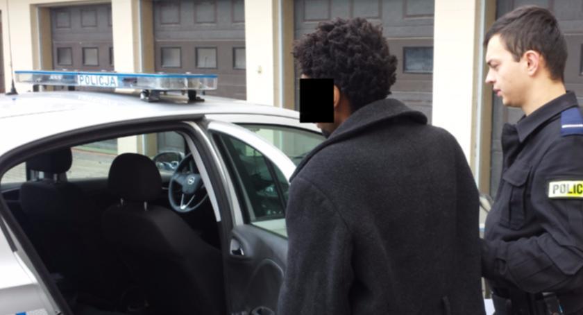 Kronika policyjna, Obywatel trafił aresztu - zdjęcie, fotografia