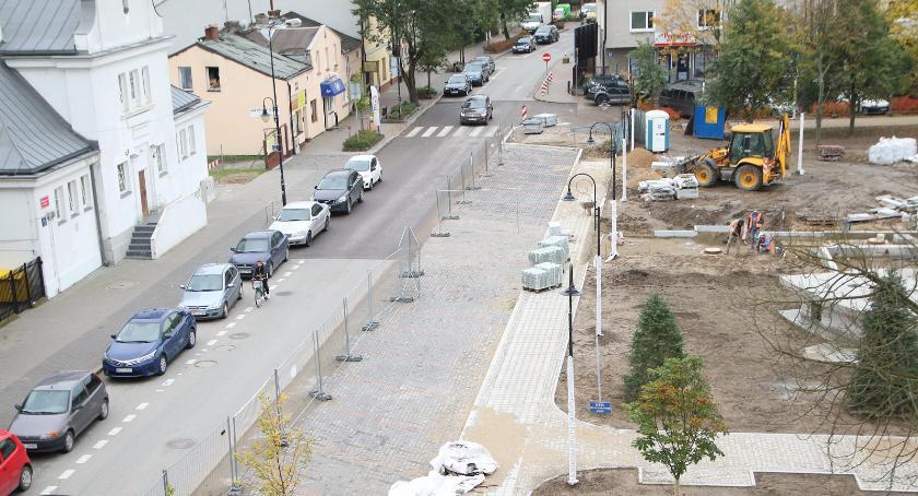 Inwestycje , Jednodniowe zamknięcie Sierakowskiego - zdjęcie, fotografia