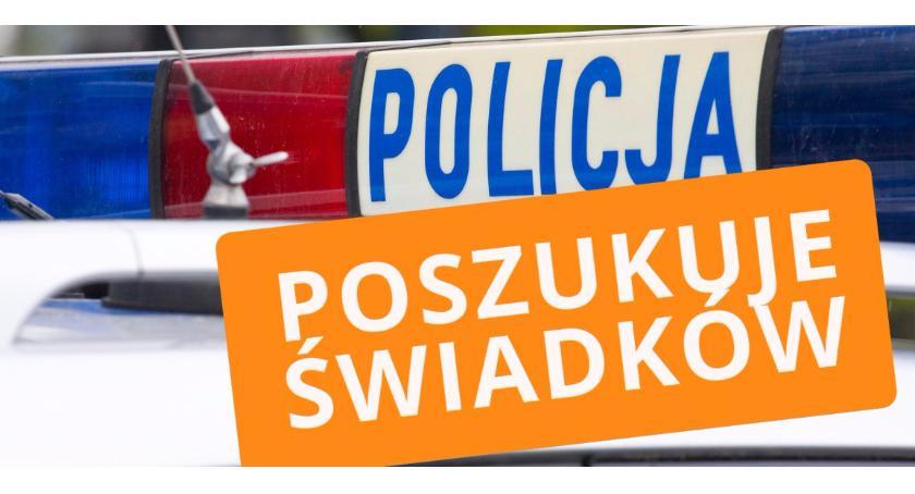 Kronika policyjna, Policja poszukuje świadków pobicia małżeństwa Górze Kalwarii - zdjęcie, fotografia