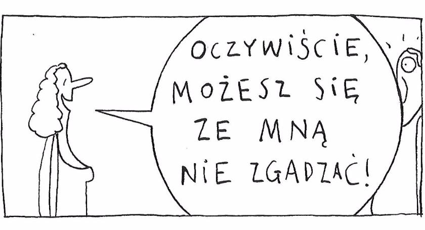 Kultura, Wystawa rysunku satyrycznego Macieja Michalskiego 2017) - zdjęcie, fotografia