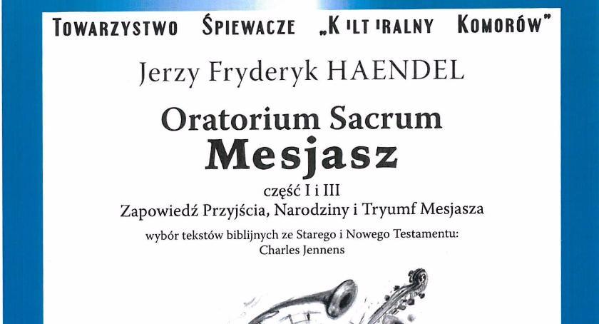 Koncerty, Koncert Oratorium Sacrum Mesjasz 2017) - zdjęcie, fotografia