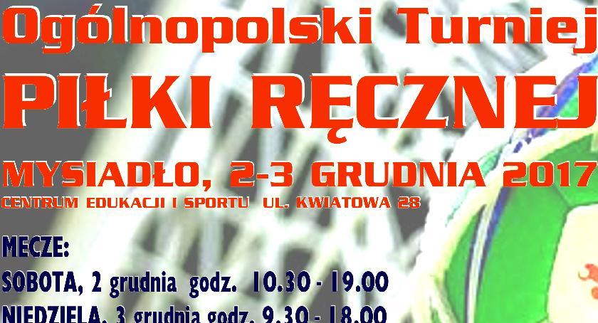 Piłka Ręczna, Turniej Młodzików Piłka Ręczna Uzależnia - zdjęcie, fotografia