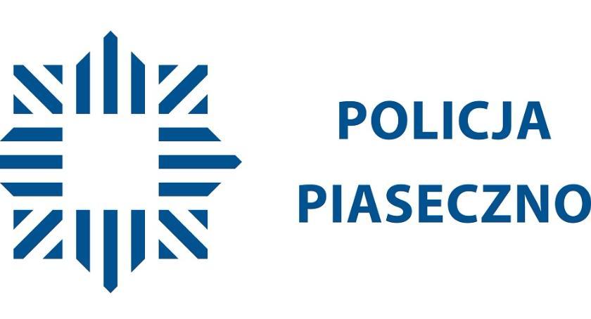 Kronika policyjna, Policjant służbie zatrzymał sprawcę kradzieży tablic rejestracyjnych - zdjęcie, fotografia