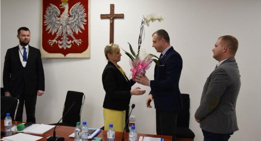 Urzędy i Instytucje , Katarzyna Paprocka odwołana - zdjęcie, fotografia