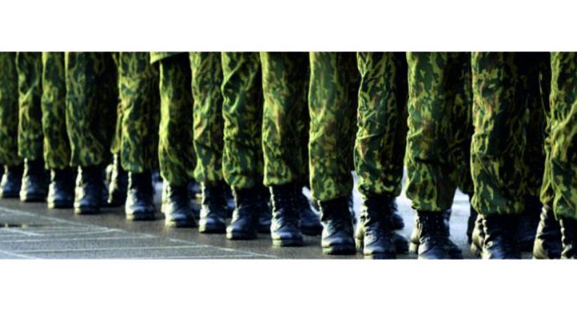 Urzędy i Instytucje , Kwalifikacja wojskowa - zdjęcie, fotografia