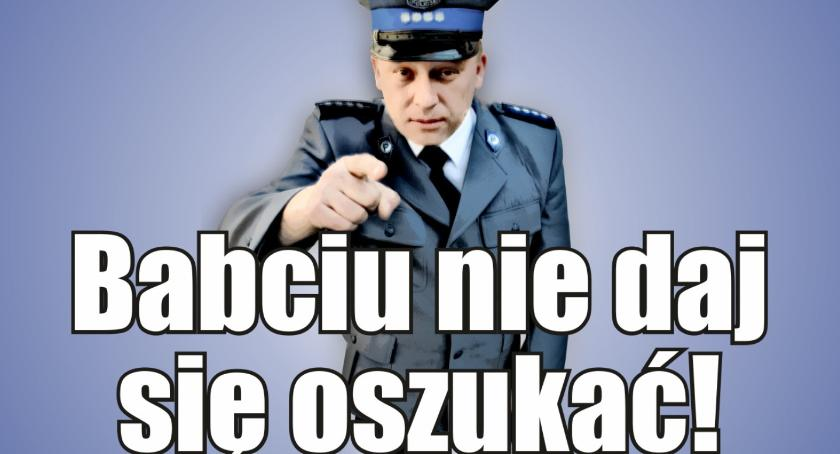 Kronika policyjna, Kolejna osoba oszukana - zdjęcie, fotografia